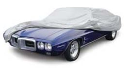 "1967 - 2002 Camaro Trans Am Car Cover ""indoor / Outdoor"" Titanium"