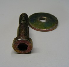 1970 - 1992 Camaro Trans Am Door Jam Striker Bolt
