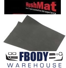 Camaro Trans Am Hush Mat Sound Absorbing Foam 3 Sizes Available!