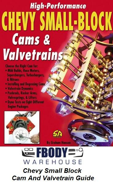 High Performance Chevy Small Block Cams & Valvetrains