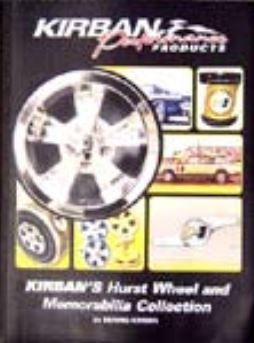 Hurst WHeel & Memorbilia Book By:Dennis Kirban