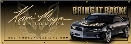 "Fifth Generation Kevin Morgan Trans Am ""Bring It Back!"" Garage Banner 6 Ft x 2 Ft"