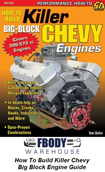 How to Build Killer Big-Block Chevy Engines
