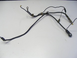 Battery Cables 82 - 92 Camaro Trans Am CLEARANCE