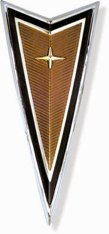 1977 - 1981 Trans Am Gold Nose Crest Emblem Bandit NEW With INSTALL VIDEO