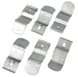 1969 Camaro Dash Pad Clips 6pc set