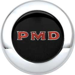 1967 - 1972 Pontiac Rally 2 PMD Center Caps 2 Colors Combinations Available set of 4