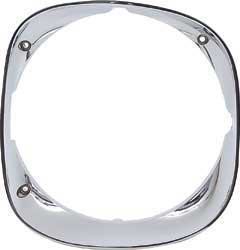 1970 - 1973 Trans Am Firebird Head Light Bezels NEW Replacement