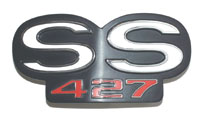 1967 - 1969 Camaro SS Grill Emblems MANY STYLES TO CHOOSE FROM