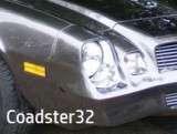Front & Side Marker Lights