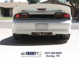 Rear Bumper Area Parts