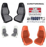 Seats & Seat Belt Related Parts