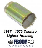 1967 - 1970 Camaro Firebird Cigarette Lighter Housing