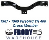 1967 - 1969 Firebird TH 400 Crossmember