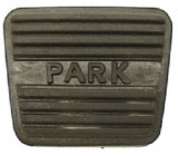 1967 1968 Camaro Firebird Parking Brake Pedal Pad