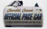 1967 Camaro Indianapolis 500 Pace Car Door Decals SET