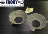 1970 - 1973 Trans Am Head Light Buckets USED GM Nice