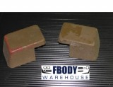 1970 - 1977 Camaro / Trans Am Door Panel End Caps GM Units PAIR