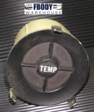 1970 - 1981 Camaro Temperature Warning Light Tunnel Used GM for NON Gauge Clusters