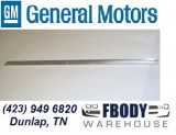 1970 - 1981 Firebird Trans Am Deluxe Exterior Body Molding Fender Piece Used GM 17 Inch
