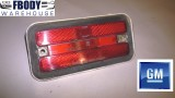 1970 - 1981 Firebird Trans Am Side Marker Light Passenger Side Used GM