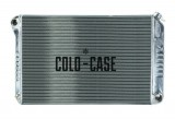 1970 - 1981 Camaro Cold Case Aluminum Radiator Manual Trans