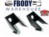 1970 - 1973 Trans Am Rear Body Panel to Bumper Braces NEW Pair