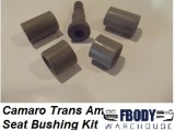 1970 - 1981 Camaro Trans Am Seat Bushing Kit 4 pc