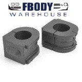 1970 - 1981 Camaro Trans Am Front Sway Bar Bushings OEM Quality 1 Inch Standard Issue