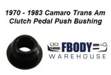 1967 - 1983 Camaro Trans Am Clutch Pedal Push Rod Bushing