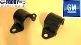 1978 - 1981 Firebird Trans Am Front Sway Bar Brackets GM
