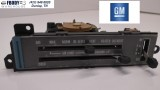 1977 - 1981 Trans Am Heater Controls Used GM With Air Conditioning