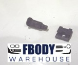 1977 - 1981 Trans Am Hood Release Cable Retainer Stud (For release mechanism) GM Unit