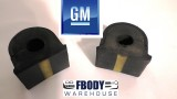 1978 - 1981 Trans Am Rear Sway Bar Bushings GM Units!