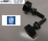 1970 - 1981 Camaro Trans Am Radiator Support Mounted Hood Bumpers GM
