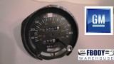 1980 - 1981 Trans Am 80 mph speedometer GM 23k Miles