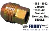 1982 - 1992 Camaro Trans Am Lug Nuts SOLD INDIVIDUALLY