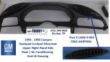 1993 - 1996 Camaro Right Side  Dashboard Vent GM Ebony