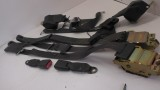 1998 - 2002 Camaro Firebird Trans Am Complete Seat Belt Set GM