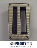 1976 - 1981 Trans Am correct GOLD Shifter Bezel Inlay NEW!