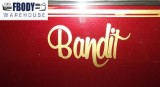 Gold Bandit Door Decals PAIR Smokey & the Bandit NEW!