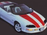 1993 - 1997 Camaro 30th Anniversary Body Decal Kit 6 Available Colors!