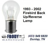 1993 - 2002 Firebird Back Up Lamp