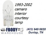 1993 - 2002 Firebird Glove Box Illumination Lamp