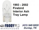 1993 - 2002 Firebird Ash Tray Lamp