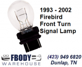 1993 - 2002 Firebird Front Turn Signal Lamp Bulb