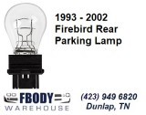 1993 - 2002 Firebird Rear Parking Lamp Bulb