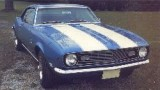 1967 - 1968 Camaro Z28 Body Stripe Decal Kit or Stencil Kit