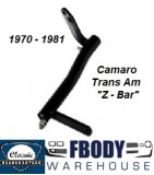1970 - 1981 Camaro Trans Am Clutch Bellcrank Assembly Z Bar NEW