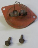 1970 - 1981 Firebird Trans Am Camaro USED GM Fan Speed Resistor for AC cars. 2 Styles Available